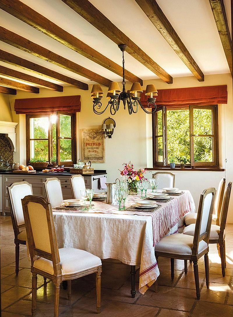 adelaparvu.com despre casa de vacanta a unei printese, casa  Bettina Wittgenstein, casa Spania, Mallorca, Foto ElMueble (13)