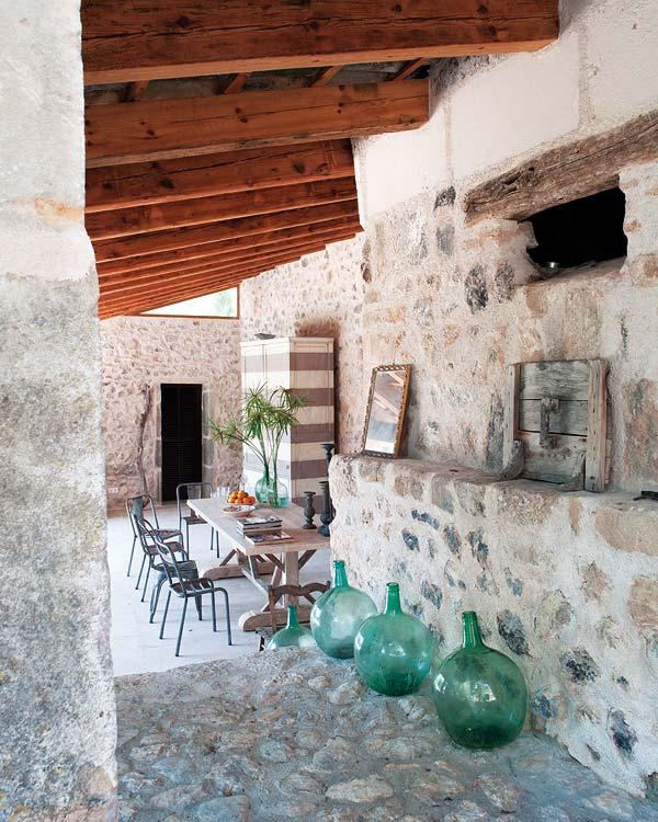 adelaparvu.com despre casa de vacanta mediteraneana, casa Spania, casa Mallorca, design Mestre Paco (10)