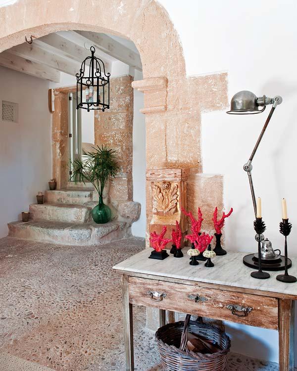 adelaparvu.com despre casa de vacanta mediteraneana, casa Spania, casa Mallorca, design Mestre Paco (4)