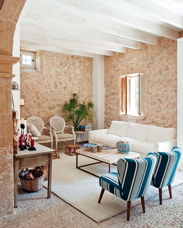 adelaparvu.com despre casa de vacanta mediteraneana, casa Spania, casa Mallorca, design Mestre Paco (5)
