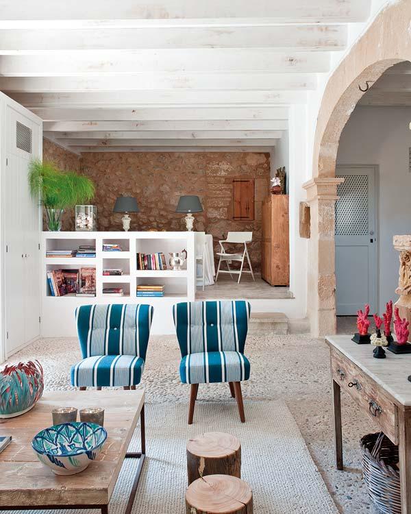 adelaparvu.com despre casa de vacanta mediteraneana, casa Spania, casa Mallorca, design Mestre Paco (6)