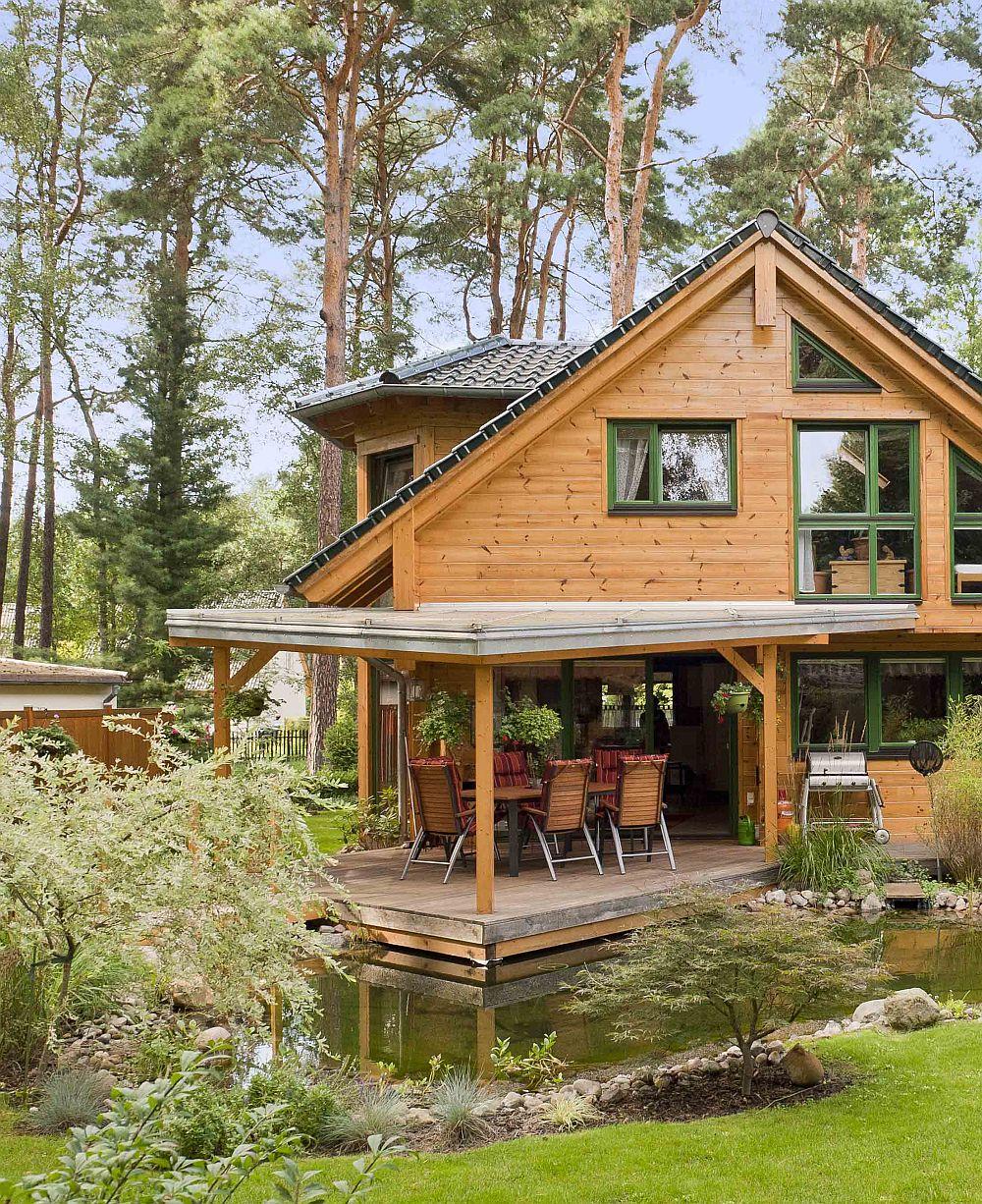 adelaparvu.com despre casa din lemn, casa Germania, casa lemn block Fullwood (1)