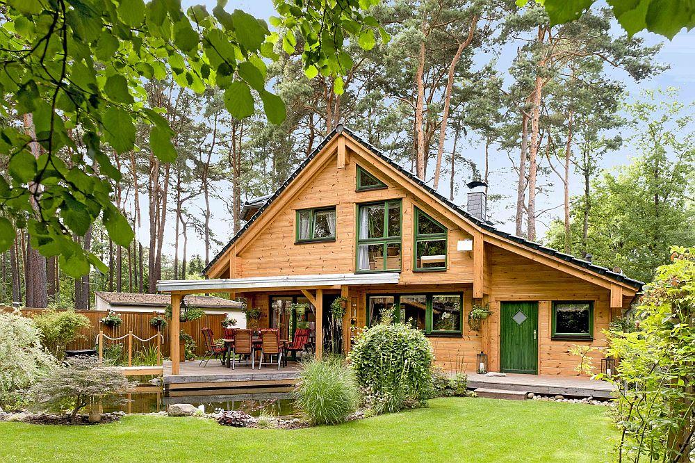 adelaparvu.com despre casa din lemn, casa Germania, casa lemn block Fullwood (3)
