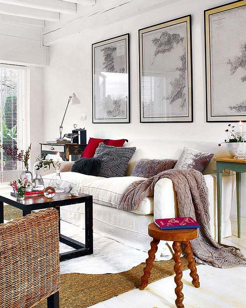 adelaparvu.com despre casa din lemn cu camere lungi si inguste, casa Spania (1)