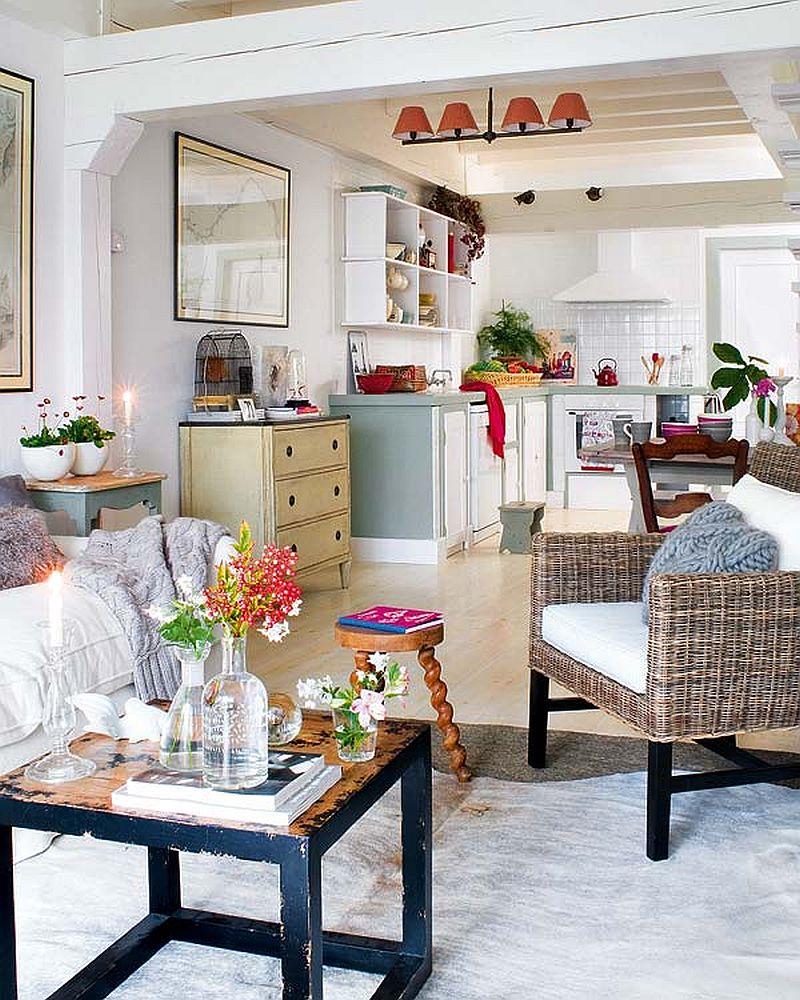 adelaparvu.com despre casa din lemn cu camere lungi si inguste, casa Spania (3)