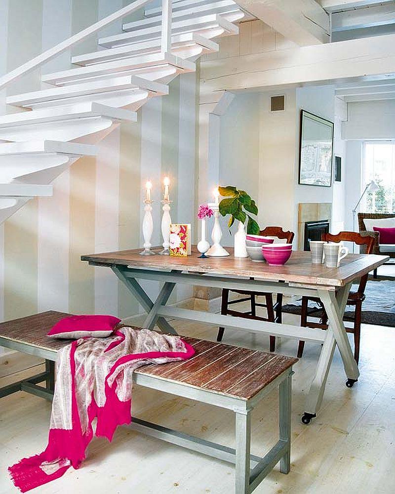 adelaparvu.com despre casa din lemn cu camere lungi si inguste, casa Spania (4)