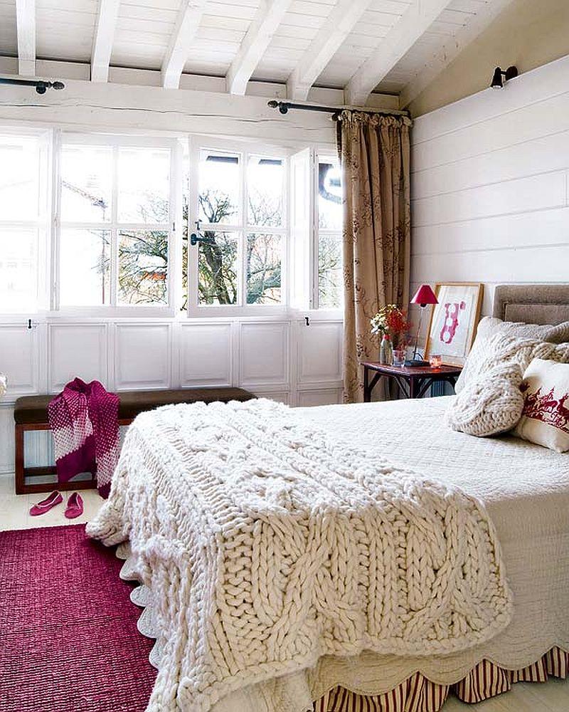 adelaparvu.com despre casa din lemn cu camere lungi si inguste, casa Spania (7)