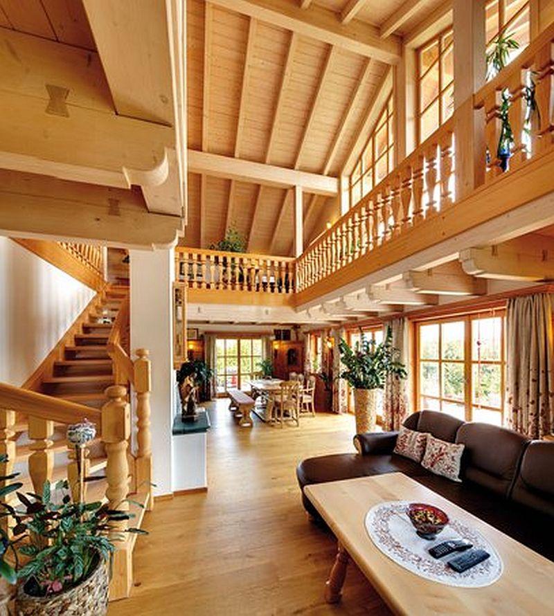 chiar frumoas casa asta din lemn n stil bavarez adela p rvu interior design blogger. Black Bedroom Furniture Sets. Home Design Ideas