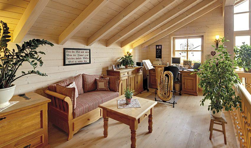 adelaparvu.com despre casa din lemn in stil bavarez, design Sonnleitner (10)
