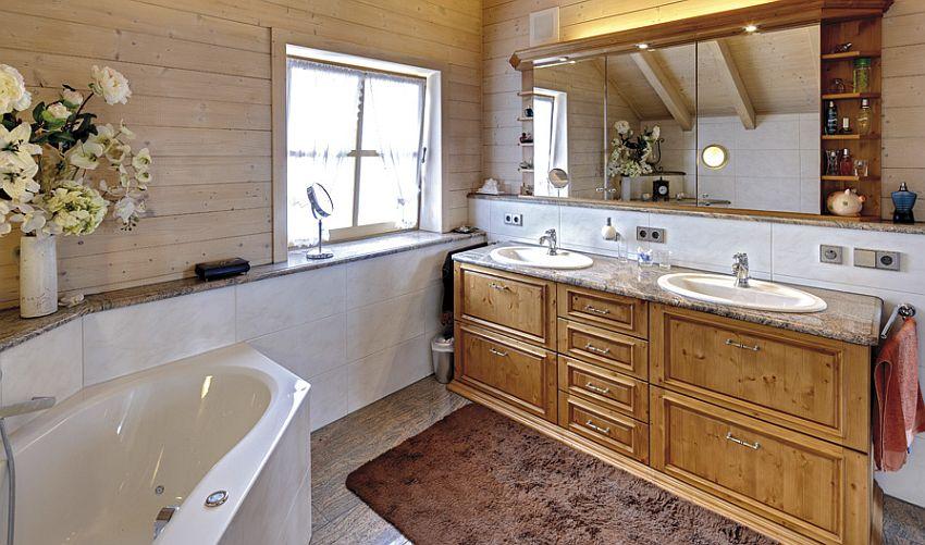 adelaparvu.com despre casa din lemn in stil bavarez, design Sonnleitner (11)