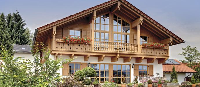 adelaparvu.com despre casa din lemn in stil bavarez, design Sonnleitner (15)