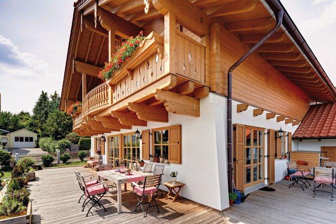 adelaparvu.com despre casa din lemn in stil bavarez, design Sonnleitner (16)