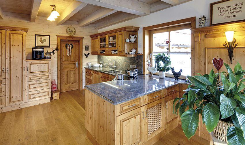 adelaparvu.com despre casa din lemn in stil bavarez, design Sonnleitner (5)