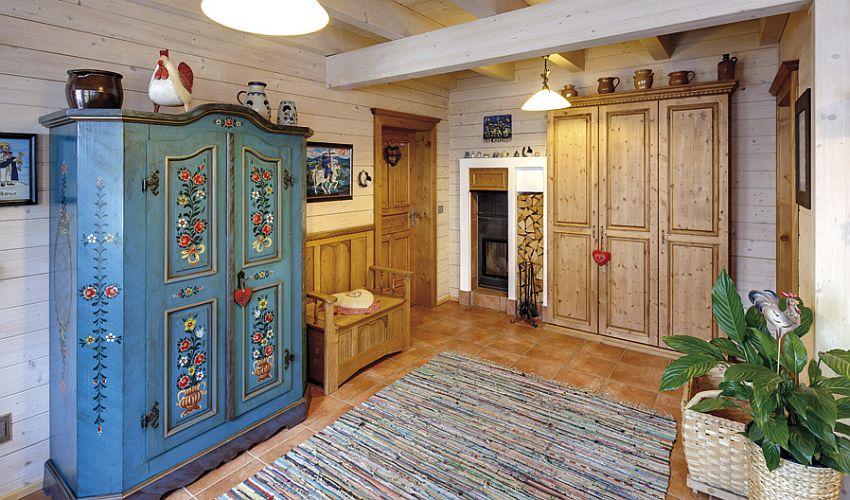 adelaparvu.com despre casa din lemn in stil bavarez, design Sonnleitner (7)