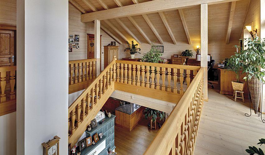 adelaparvu.com despre casa din lemn in stil bavarez, design Sonnleitner (9)