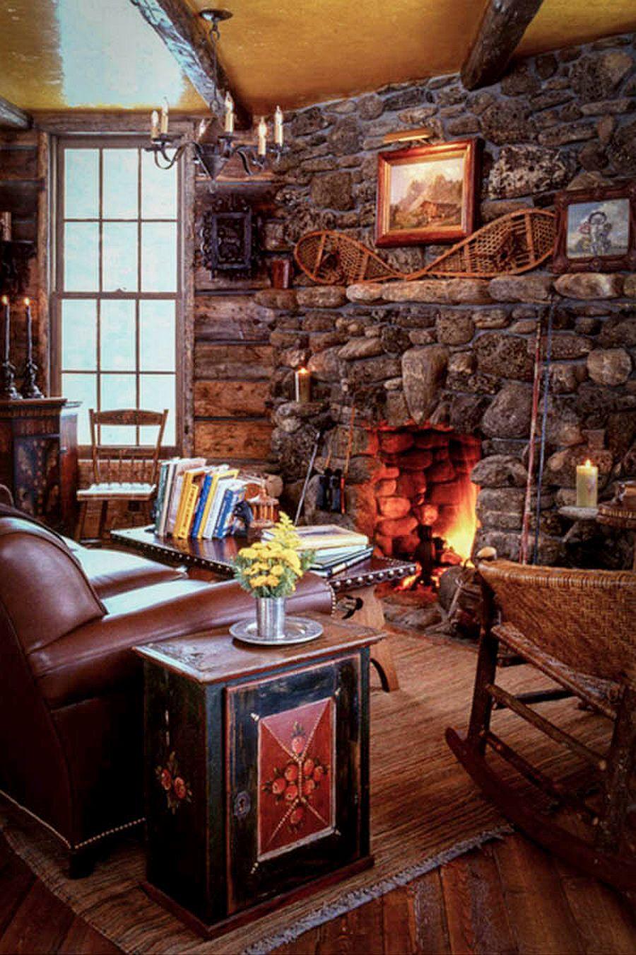 adelaparvu.com despre casa din lemn in stil rustic scandinav, designer Diana Beattie, arhitectura Miller Architects (11)