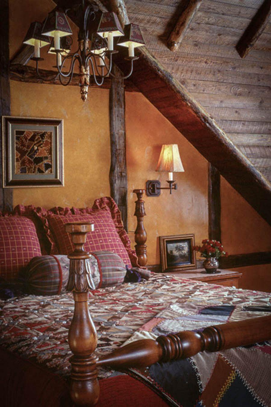 adelaparvu.com despre casa din lemn in stil rustic scandinav, designer Diana Beattie, arhitectura Miller Architects (12)