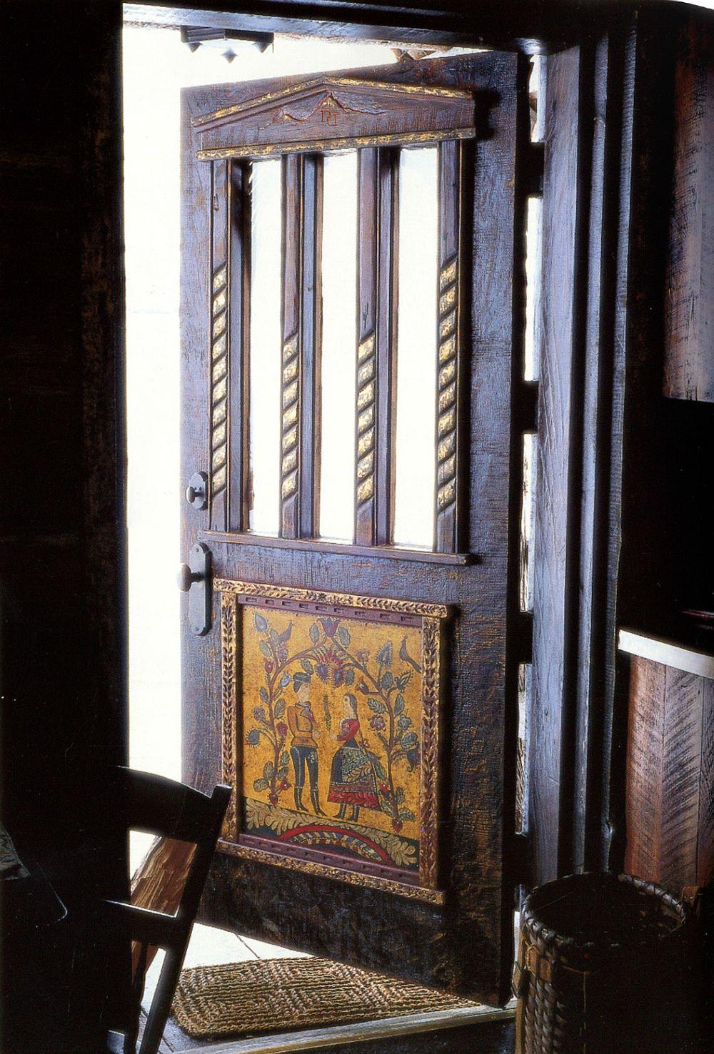 adelaparvu.com despre casa din lemn in stil rustic scandinav, designer Diana Beattie, arhitectura Miller Architects (2)