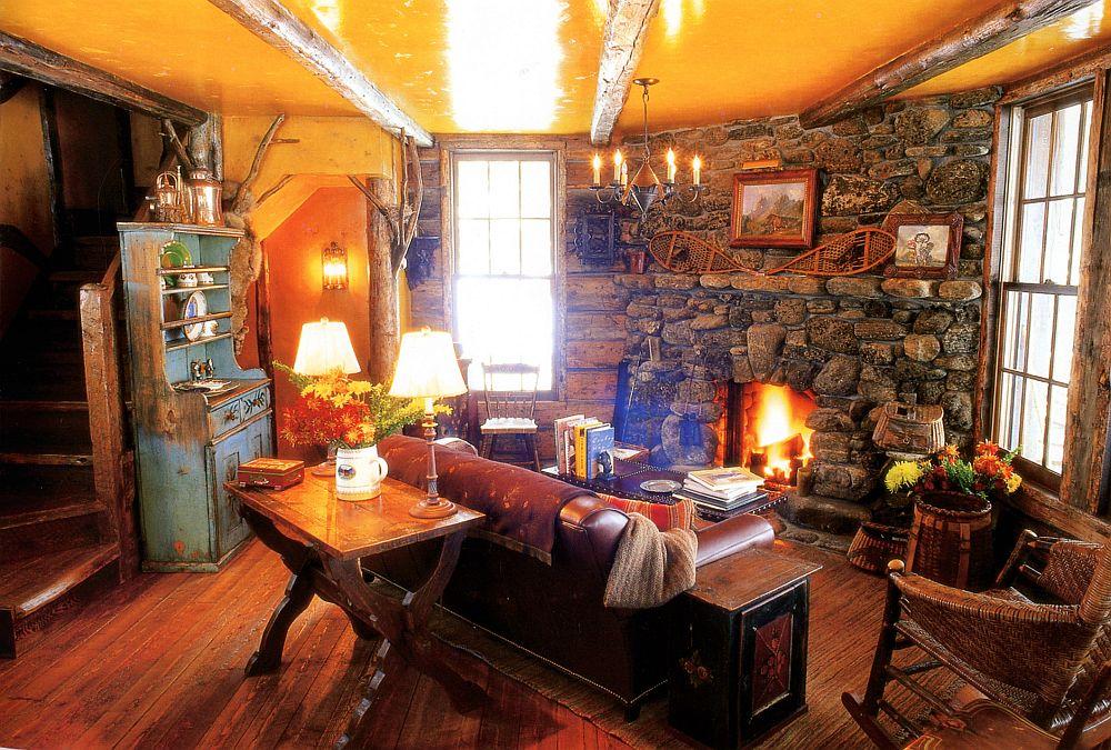 adelaparvu.com despre casa din lemn in stil rustic scandinav, designer Diana Beattie, arhitectura Miller Architects (3)