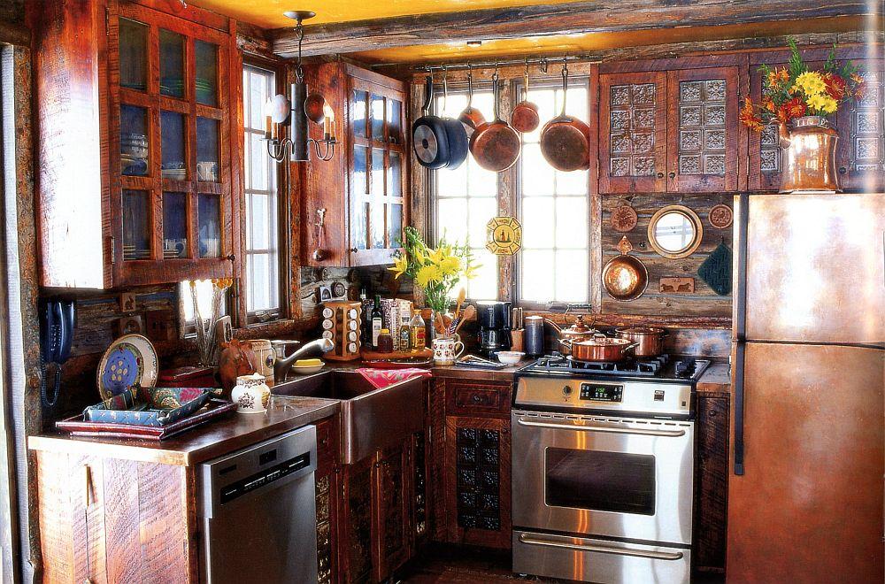 adelaparvu.com despre casa din lemn in stil rustic scandinav, designer Diana Beattie, arhitectura Miller Architects (4)