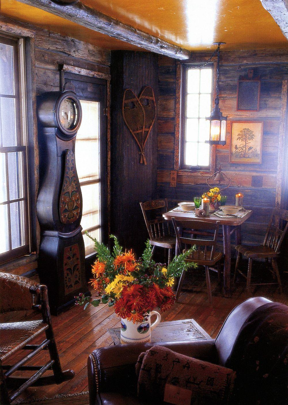 adelaparvu.com despre casa din lemn in stil rustic scandinav, designer Diana Beattie, arhitectura Miller Architects (5)