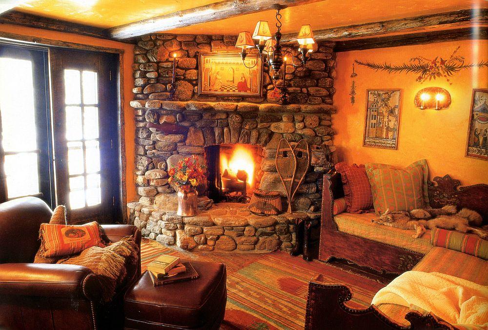 adelaparvu.com despre casa din lemn in stil rustic scandinav, designer Diana Beattie, arhitectura Miller Architects (6)