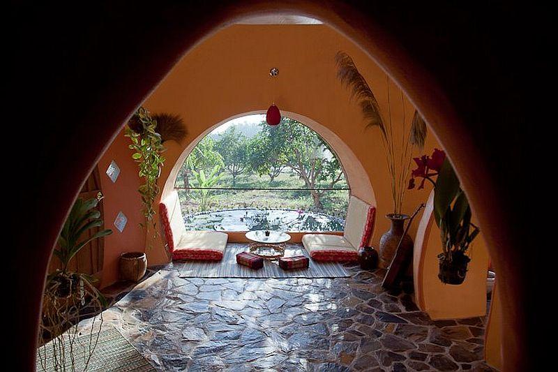 adelaparvu.com despre casa dom de 46 mp, casa in Thailanda, design si foto Steve Areen (18)