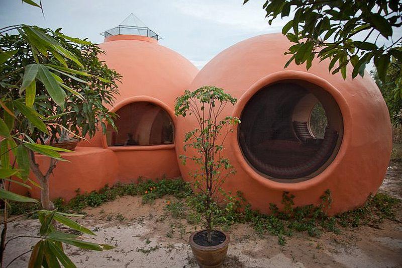 adelaparvu.com despre casa dom de 46 mp, casa in Thailanda, design si foto Steve Areen (36)