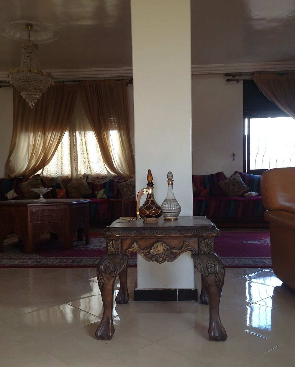 adelaparvu.com despre casa eclectica in Casablanca, casa marocana, obiecte LeSouk (18)