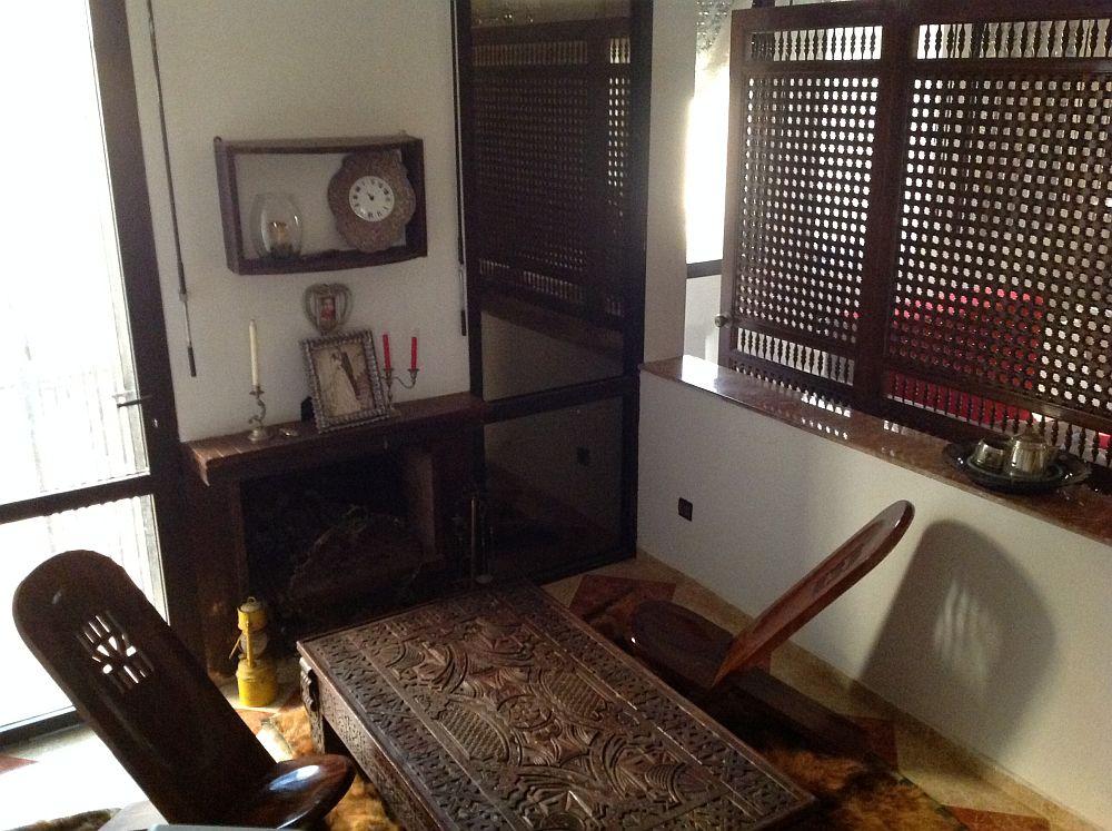 adelaparvu.com despre casa eclectica in Casablanca, casa marocana, obiecte LeSouk (19)