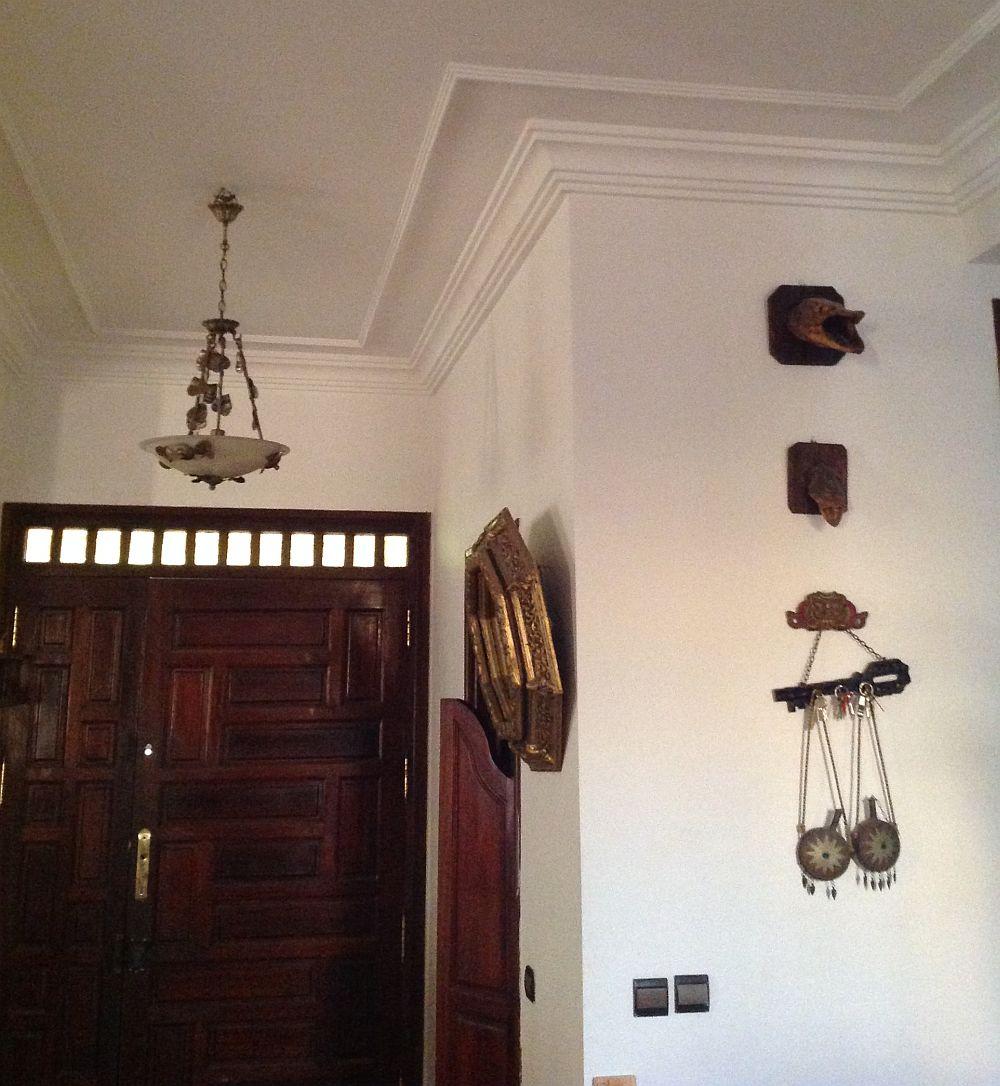 adelaparvu.com despre casa eclectica in Casablanca, casa marocana, obiecte LeSouk (2)