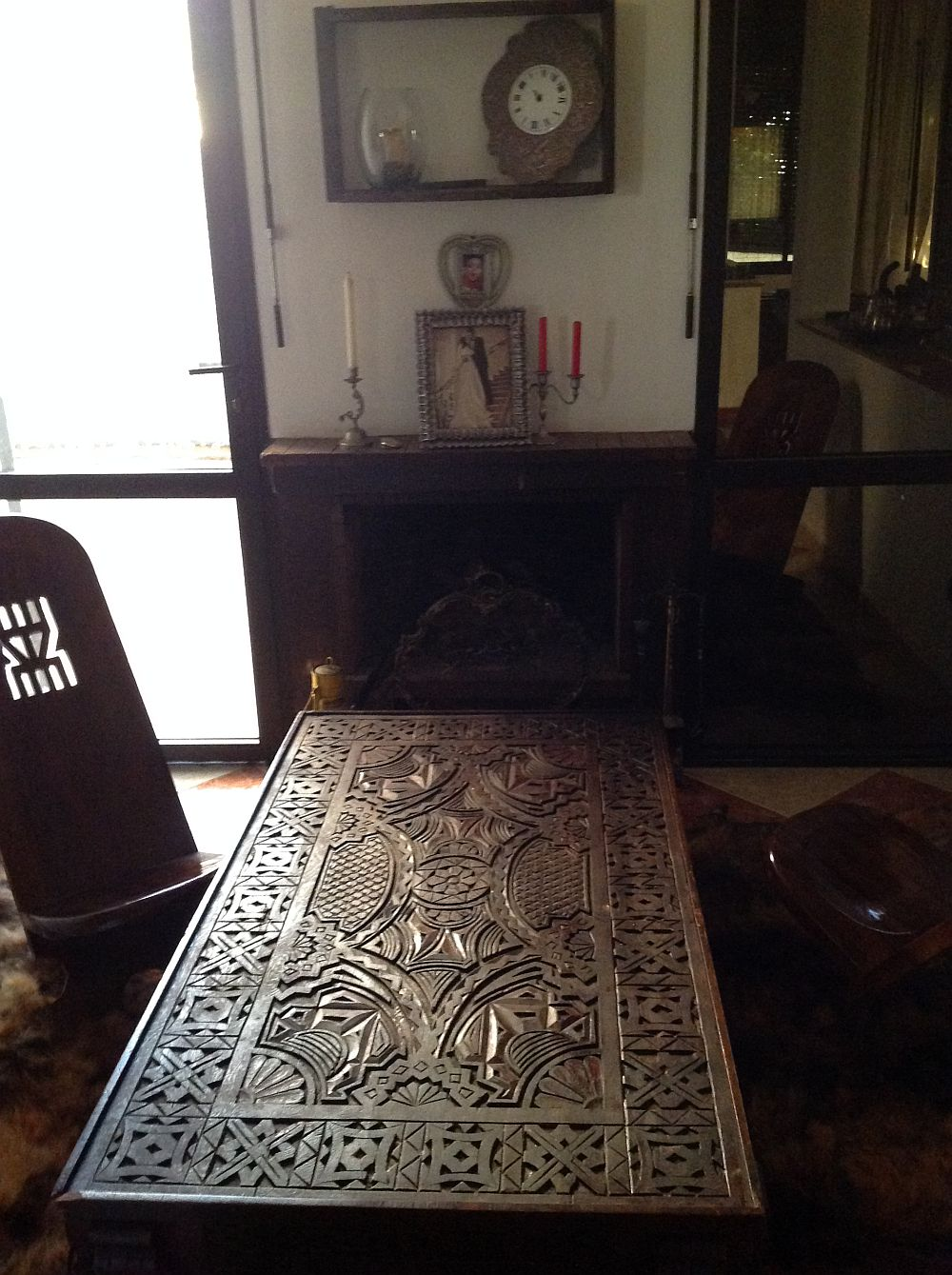 adelaparvu.com despre casa eclectica in Casablanca, casa marocana, obiecte LeSouk (21)