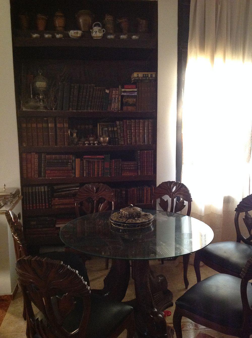 adelaparvu.com despre casa eclectica in Casablanca, casa marocana, obiecte LeSouk (24)