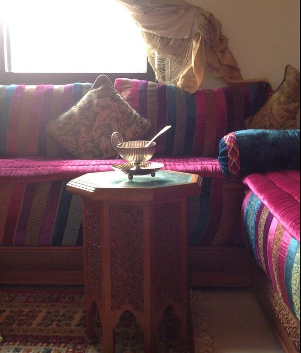 adelaparvu.com despre casa eclectica in Casablanca, casa marocana, obiecte LeSouk (26)