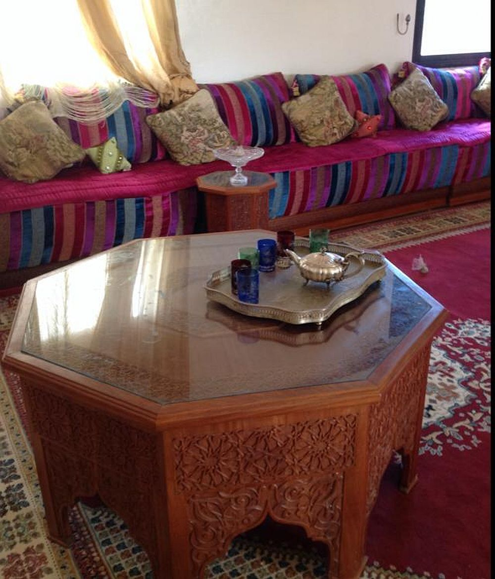 adelaparvu.com despre casa eclectica in Casablanca, casa marocana, obiecte LeSouk (27)