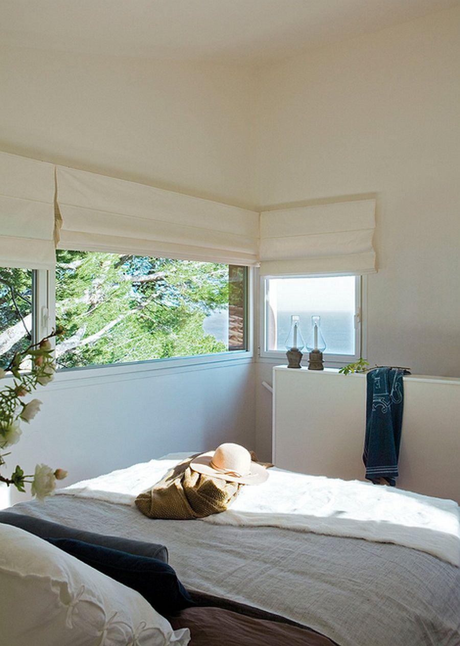 adelaparvu.com despre casa in stil colonial, casa Spania, casa de vacanta Costa Brava, Foto ElMueble (14)