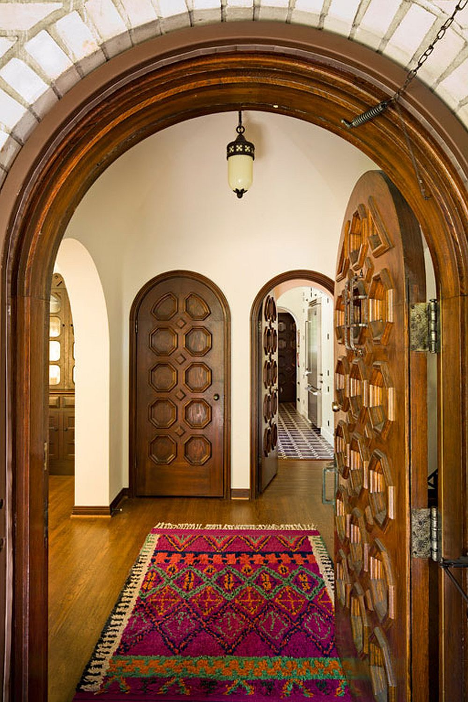 adelaparvu.com despre casa in stil mediteranean cu obiecte marocane, designer Jessica Helgerson, foto  Lincoln Barbour (5)