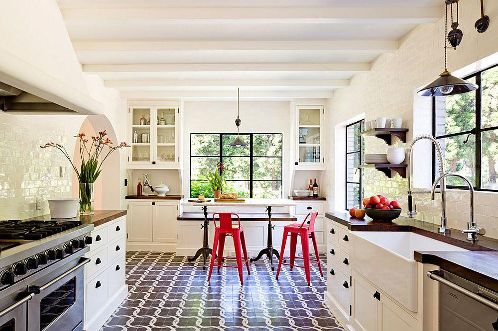 adelaparvu.com despre casa in stil mediteranean cu obiecte marocane, designer Jessica Helgerson, foto  Lincoln Barbour (6)