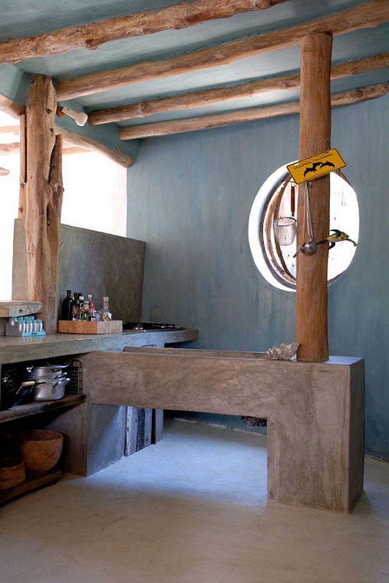 adelaparvu.com despre casa organica, casa Kenya, designer Marzia Chierichetti (1)