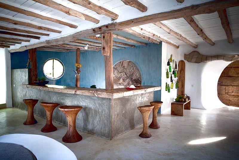 adelaparvu.com despre casa organica, casa Kenya, designer Marzia Chierichetti (14)