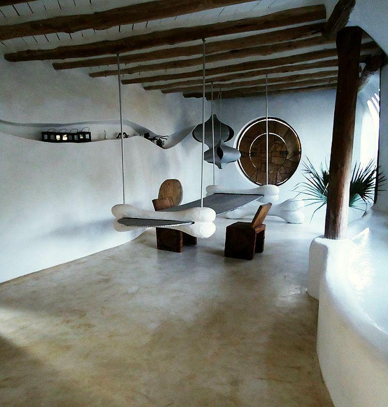 adelaparvu.com despre casa organica, casa Kenya, designer Marzia Chierichetti (16)