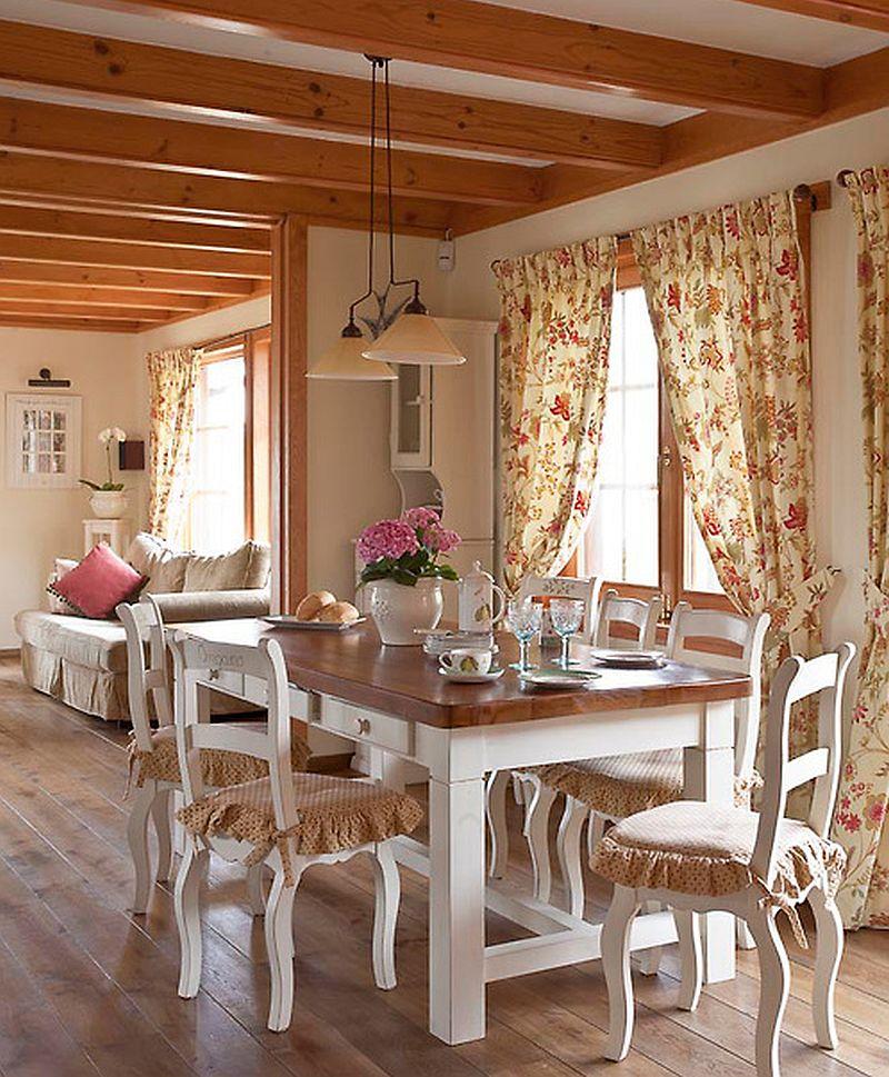 adelaparvu.com despre casa rustica cu interior in stil povensal, casa Polonia, Foto Piotr Gesicki (12)
