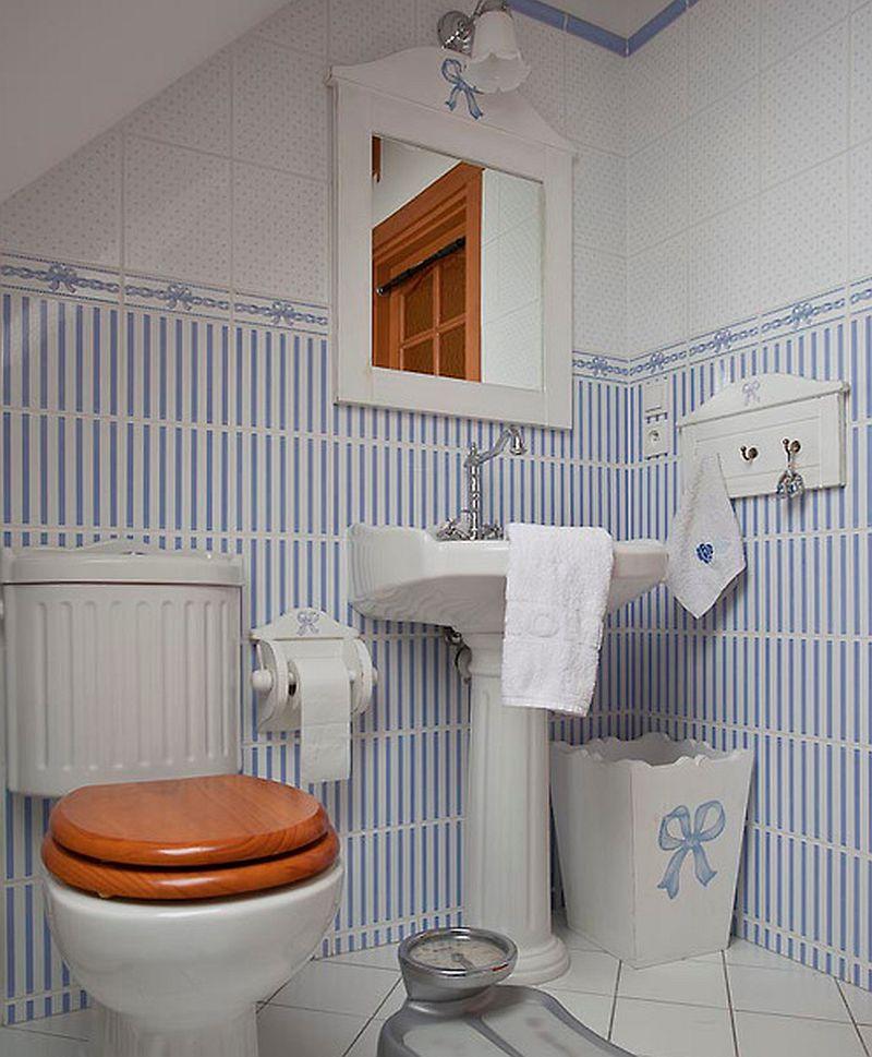 adelaparvu.com despre casa rustica cu interior in stil povensal, casa Polonia, Foto Piotr Gesicki (17)