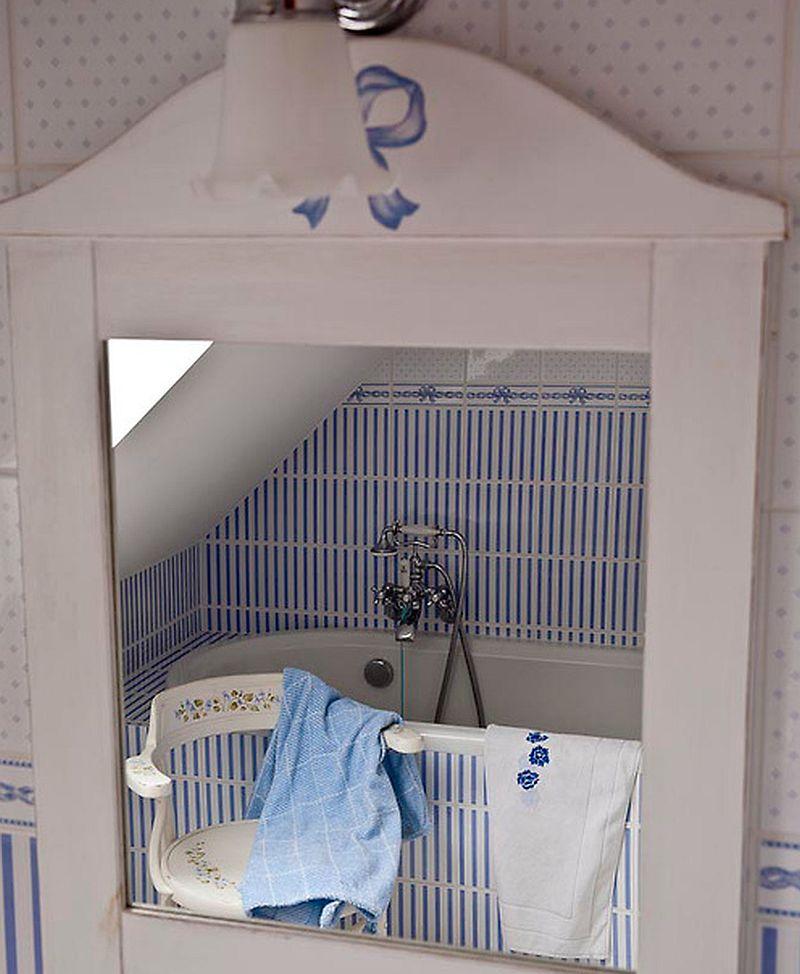 adelaparvu.com despre casa rustica cu interior in stil povensal, casa Polonia, Foto Piotr Gesicki (18)