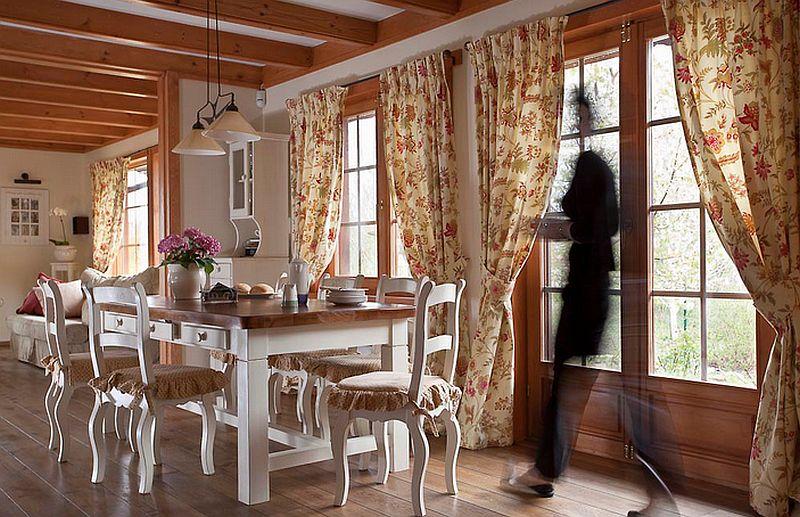 adelaparvu.com despre casa rustica cu interior in stil povensal, casa Polonia, Foto Piotr Gesicki (19)