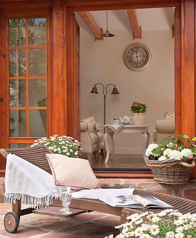 adelaparvu.com despre casa rustica cu interior in stil povensal, casa Polonia, Foto Piotr Gesicki (23)