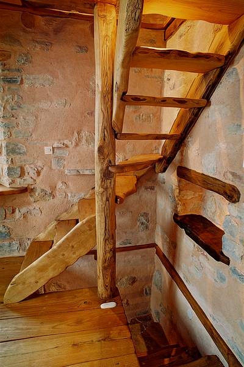 adelaparvu.com despre casa rustica din piatra, casa Grecia, casa de vacanta rustica, design Philippitzis & Associates (12)