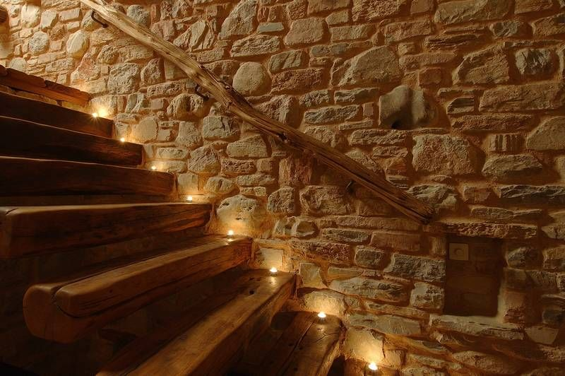 adelaparvu.com despre casa rustica din piatra, casa Grecia, casa de vacanta rustica, design Philippitzis & Associates (13)