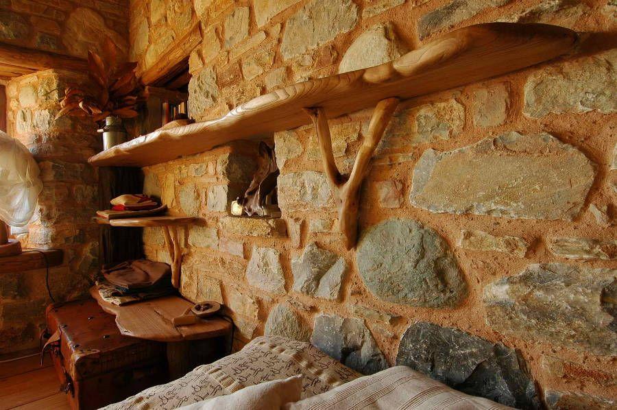 adelaparvu.com despre casa rustica din piatra, casa Grecia, casa de vacanta rustica, design Philippitzis & Associates (14)