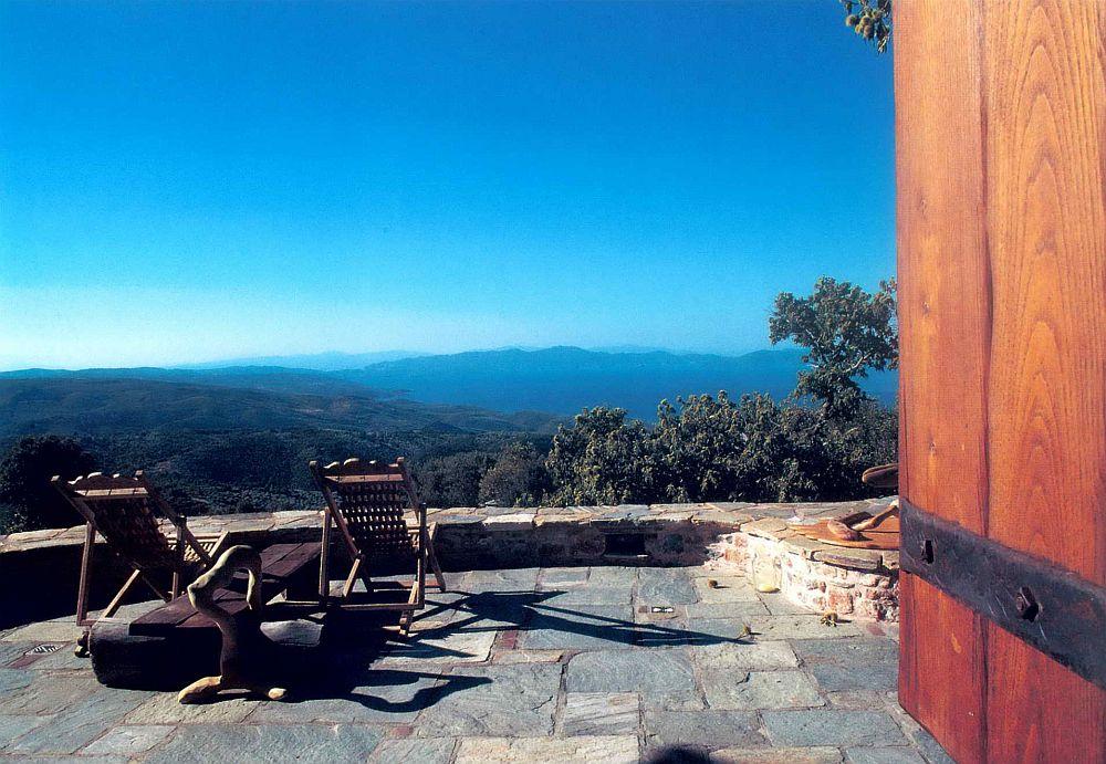 adelaparvu.com despre casa rustica din piatra, casa Grecia, casa de vacanta rustica, design Philippitzis & Associates (16)
